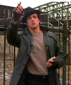 Rocky Balboa Leather Jacket